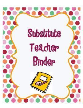 Cover letter format for substitute teacher